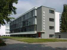 The Bauhaus building, Dessau, Germany. http://en.wikipedia.org/wiki/Bauhaus
