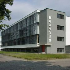 The Bauhaus building, Dessau, Germany. http://en.wikipedia.org/wiki/Bauhaus
