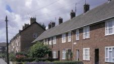 20 Forthlin Road, Paul McCartney's childhood home in Allerton, Liverpool