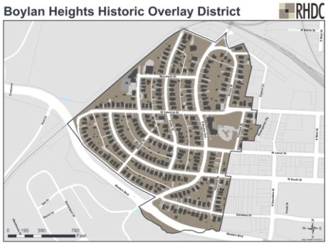 Source: Raleigh Historic Development Commission