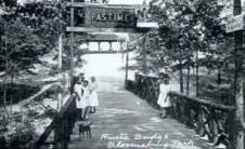 Bridge at Bloomsbury Park, c. 1912