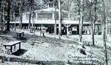 Carousel at Bloomsbury Park, c. 1912
