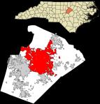 http://en.wikipedia.org/wiki/Raleigh,_North_Carolina