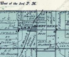 1912 Ogle Atlas of Montgomery County, Illinois: North Litchfield Township