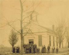 Butler Methodist Church. Historical Society of Montgomery County, Illinois.