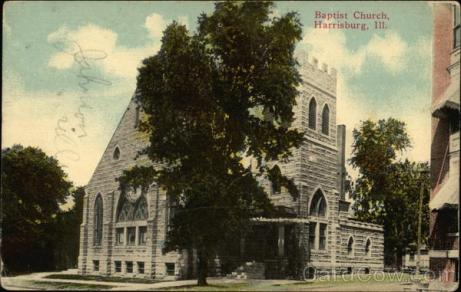 Baptist Church Harrisburg, IL