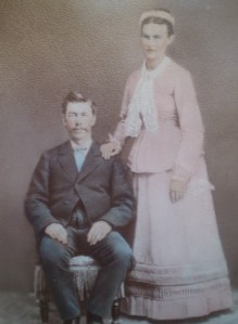 William Henry and Nancy Blair Crawford Wallis
