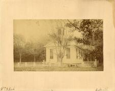 Ware's Grove Lutheran Church. Historical Society of Montgomery County, Illinois.